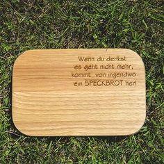 Jausenbrett (Wenn du denkst es geht nicht mehr….     GUFRU Bamboo Cutting Board, Wooden Platters, Boards, Glass Beads, Hang In There, Gifts