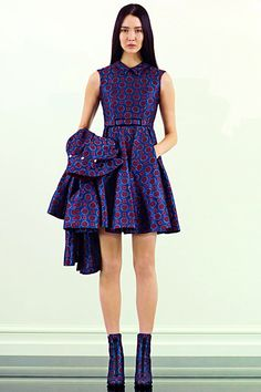 Kenzo - Women's Ready-to-Wear - 2012 Pre-Fall