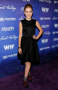 Kiernan Shipka - Variety And Women In Film Pre-Emmy Event - Arrivals