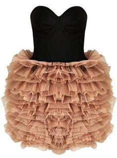 Ballerina Soufflé Dress