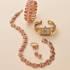 Avon Rings, Avon Representative, Deodorant, Timeless Fashion, Antique Gold, Medium, Jewelry Collection, Beauty, Cuff Watches