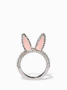 make magic rabbit ears ring by kate spade new york
