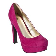 I absolutely adore these heels. Affordable, hot, and comfy!!!! If you don't have a pair, you should have 2...I do :)