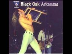 """Here's a piece by Black Oak Arkansas called """"Hills of Arkansas."""" Have an Arkansas song you want to share with the world? Share it -- for a chance to win a recording session, video, scheduled gig and $2000 -- by entering our Song of Arkansas contest.  Details:  www.arkansas,com/song-of-arkansas #songofarkansas"""