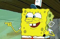 Spongebob Kiss Animated Gif Consigue Y Descarga Increibles Y Fantasticos Stickers Gratis Para La Aplicacion