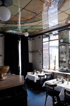 Anahi Restaurant in the Marais in Paris   Remodelista