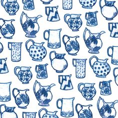 Pattern Designs - Alice Livingstone Illustration