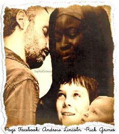Richonne | Michonne & Rick | The Walking Dead (AMC)