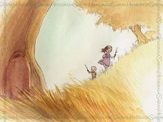 Children's Book Illustration by SMensinga, via Flickr
