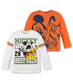 Disney Outfits, Disney Clothes, Winter Baby Boy, Boys Closet, Graphic Tees, Graphic Sweatshirt, Boy Character, Boys T Shirts, New Baby Products