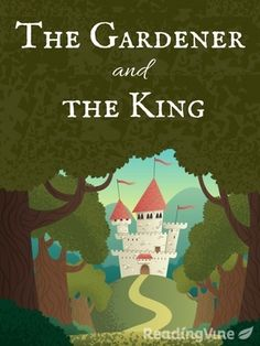 Nothing would grow in the King's garden. No matter who tried, they couldn't get anything to grow. Finally, the King found a gardener with a special knack. After reading the story, students will answer questions on the language and the theme.