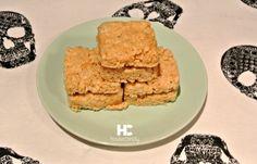 Rice Krispies Peanut Butter Treats...a healthier version