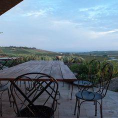 World's Best Restaurant Views: La Foresteria at Planeta Estate; Sicily, Italy