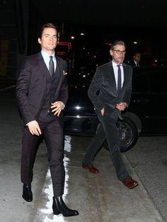 Simon and Matt