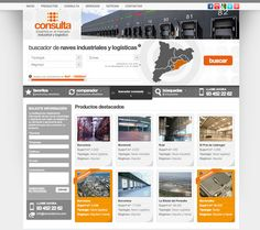 Site CONSULTA - NAVESBARCELONA