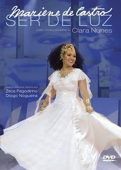 """Mariene de Castro visita o terreiro de Clara Nunes no DVD """"Ser de luz"""". -  Postado na data de 6/3/2013"""