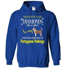 Portuguese Podengo - #hoodie outfit #oversized sweatshirt. CHECK PRICE => https://www.sunfrog.com/Funny/Portuguese-Podengo-8383-RoyalBlue-55088080-Hoodie.html?68278