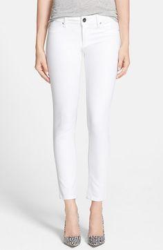 Great white skinny jean