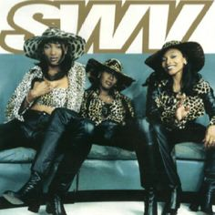 "SWV  ""Release some tension"" album art"