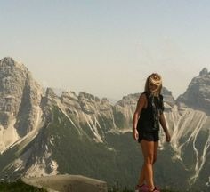 travel , mountains , nature , adventures , blonde , life , love