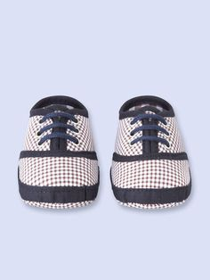 Boys Gingham Sneakers by Jacadi on Gilt.com
