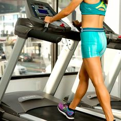 The Fat-Blasting Model Secret: Three-Circuit Cardio Workout: This workout from Andrea Orbeck — trainer to models like Heidi Klum and the women of Victoria's Secret — is great for those days when you need a solid routine but don't want to go crazy.