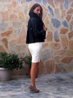 Espalda de la chaqueta de piel en http://isabella.es