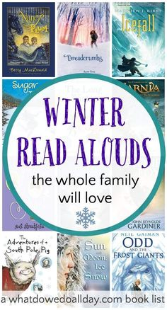 Cozy up with the whole family this winter with these read aloud chapter books kids and their parents will love equally.