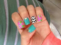 Fresh from 3D Nails