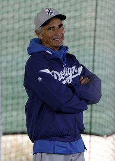 La Dodgers great...Sandy Koufax