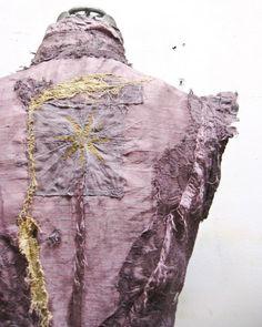 Violet moss vest, 2013 | GIBBOUS