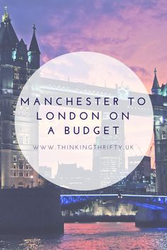 If you use your head, you can get from Manchester to London for next to nothing! Use Your Head, Make Blog, News Blog, Personal Finance, Good News, Manchester, Saving Money, Budgeting, Good Things