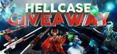 Win a lot of expensive CSGO and Dota 2 skins