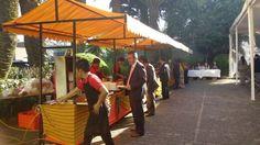 Listos para atender a tus invitados www.tacoselcipres.com.mx