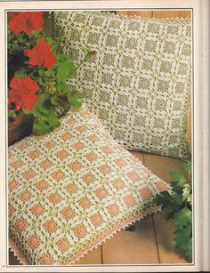 Magic Crochet Magazine August 1988 Issue by KnitKnacksCreations