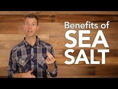 Top 6 Essential Health Benefits of Sea Salt - Dr. Axe