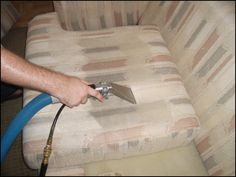 Couch Shampoo Service