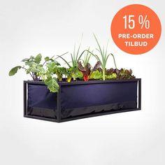 Noocity højbed - lille Urban, Garden, Instagram Posts, Plants, Inspiration, Biblical Inspiration, Garten, Lawn And Garden, Gardens