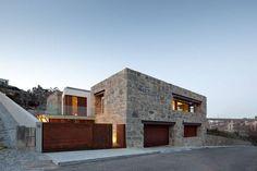 ¿Quieres conocer una casa fuera de serie? Descúbrela en: https://www.homify.com.mx/libros_de_ideas/268611/una-casa-fuera-de-serie #diseñodecasas