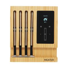 MEATER® Official US Store | Shop Now – MEATER US Rasa Malaysia, Thing 1, Gifts For Cooks, Art And Technology, Sous Vide, Cooking Tools, Cooking Gadgets, Cooking Utensils, State Art
