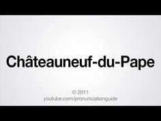 Love pronunciation guide. Totally random youtube channel, mocking a much more pretentious pronunciation book.