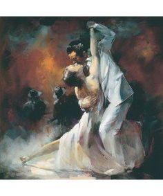 Willem Haenraets, Tango Argentino I