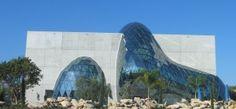The Dali Museum. St. Petersburg, Florida.