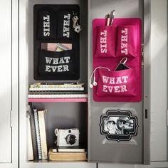 Pb teen locker stuff