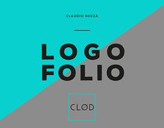 "Check out new work on my @Behance portfolio: ""Logo Folio - Claudio Nozza Graphic Designer"" http://be.net/gallery/49778671/Logo-Folio-Claudio-Nozza-Graphic-Designer"