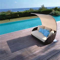 St. Tropez Sofa by Andriano Balutto  Made for chilling!n