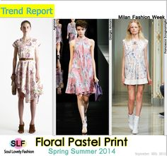 2014  PASTEL FASHION TRENDS | Fashion Trend for Spring Summer 2014.More Pastel Colors Fashion Trend ...