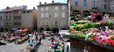 Ah! les marchés en plein air et les brocantes de France  by afewthingsfrommylife, via Flickr