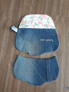 Duffle Bag Patterns, Purse Patterns, Sewing Patterns, Coin Purse Tutorial, Pouch Tutorial, Denim Purse, Tote Purse, Frame Purse, Denim Crafts