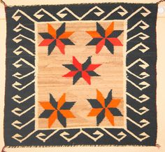 """Navajo"" Pattern Textiles and Decor"